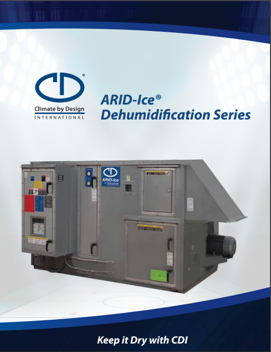 Arid-Ice Dehumidification Series