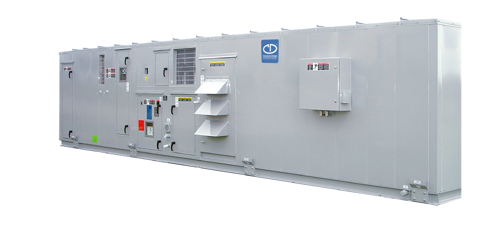CDI Low Dewpoint Desiccant Dehumidification