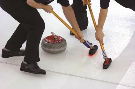 Ice Arenas Curling