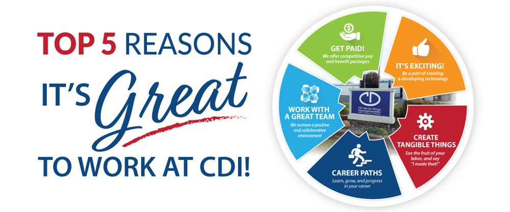 Why Join CDI