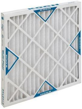 Picture of Multi-Pleat XL8-HC Air Filter - 24x24x2 (12 per case)