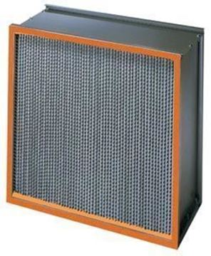 Picture of BioMAX HEPA 99.99% High Capacity Air Filter - 30x48x5 7/8