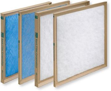 Picture of Disposable Fiberglass Panel Filter - 10x30x1 (12 per case)