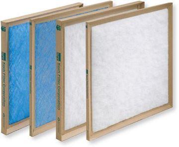Picture of Disposable Fiberglass Panel Filter - 20x20x1 (12 per case)