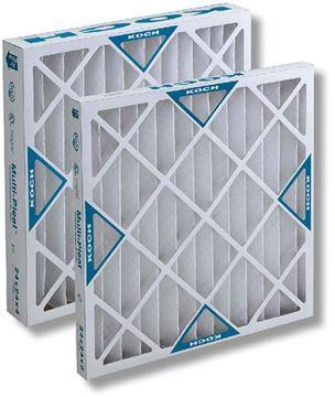 Picture of Multi-Pleat Series K-40 Air Filter - 10x20x2 (12 per case)