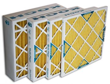 Picture of Multi-Pleat XL11 HC Air Filter - 10x20x6 (4 per case)