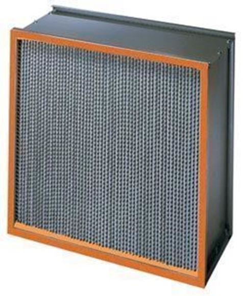 Picture of BioMAX HEPA 99.97% High Capacity Air Filter - 23 3/8x23 3/8x5 7/8
