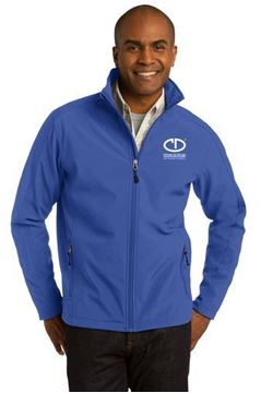 Picture of Port Authority Core Soft Shell Jacket #J317