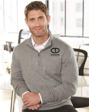 Picture of Van Heusen Quarter-Zip Sweater #13VS005