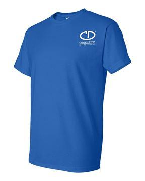 Picture of Gildan - Dry Blend Short Sleeve T-Shirt # 8000
