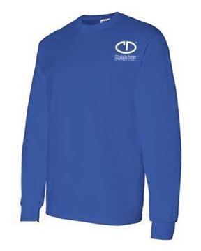 Picture of Gildan Heavy Cotton Long Sleeve T-Shirt #5400