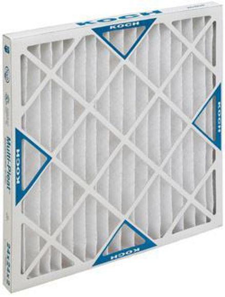 Picture of Multi-Pleat XL8 Air Filter - 24x24x2 (12 per case)