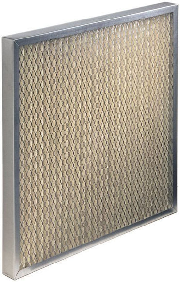 Picture of Multi-Pleat High Temp Pleated Air Filter - 24x24x1 (12 per case)