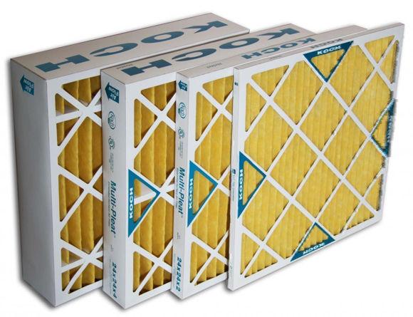 Picture of Multi-Pleat XL11 HC Air Filter - 20x25x4 (6 per case)