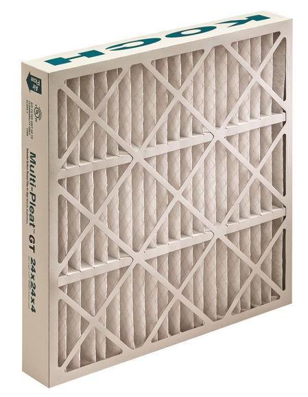 Picture of Multi-Pleat GT Air Filter - 12x24x4 (6 per case)
