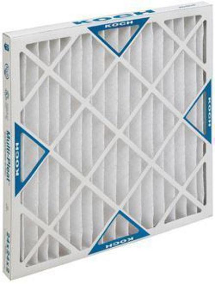 Picture of Multi-Pleat XL8 Air Filter - 17x30x1 (12 per case)