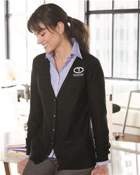 Picture of Van Heusen Women's Cardigan Sweater #13VS007