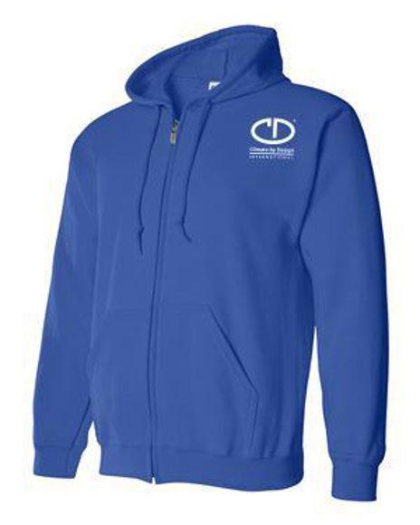 Picture of Gildan - Heavy Blend Full-Zip Hooded Sweatshirt #18600
