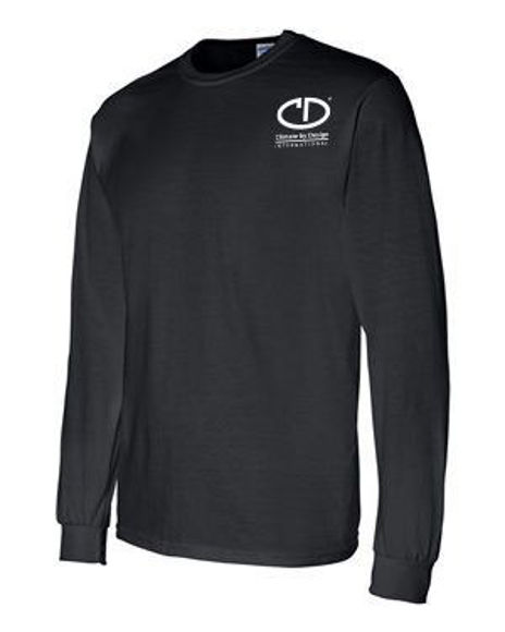 Picture of Gildan DryBlend 50/50 Long Sleeve T-Shirt #8400