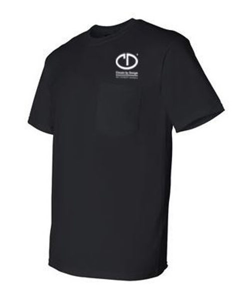 Picture of Gildan DryBlend Short Sleeve Pocket T-Shirt #8300
