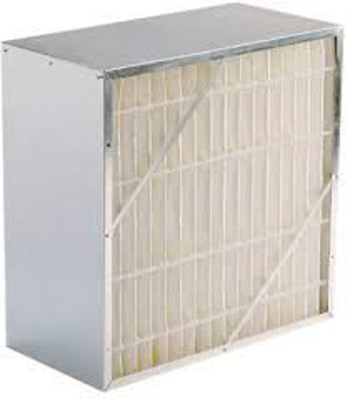 Picture of Multi-Flo 65 Series S - Synthetic Air Filter - 24x12x6 (4 per case)