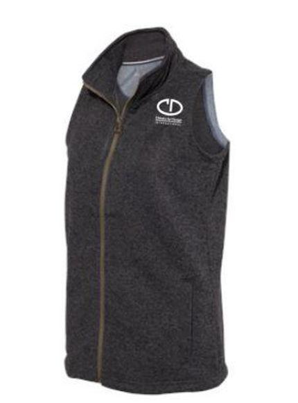 Picture of S&S Active Wear Weatherproof - Women's Vintage Sweaterfleece Vest - W2030117